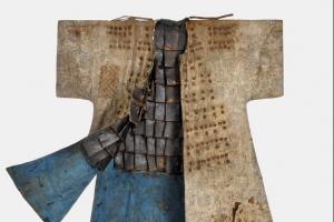 조선 보병이 입었던 면피갑… 100년 만에 귀향
