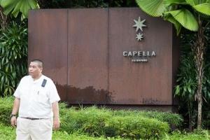 북·미회담 장소 후보 '카펠라 호텔' 급부상
