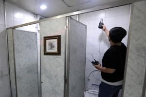 청소년도 몰카 범죄 시도…대학교 여자화장실 잠입한 고등학생