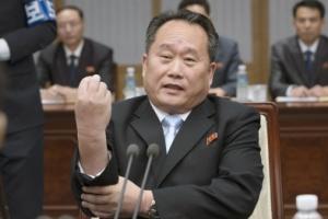 """리선권 """"북남관계는 수레, 자그마한 나무등걸이 뒤집는다"""""""