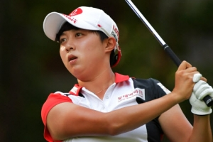 김효주, 오랜만에 우승 경쟁…US여자오픈 3R 3위