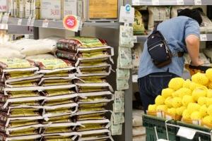 [상반기물가] 쌀값 26% 껑충, 37년만에 최고…곡물 역대 최대 상승폭