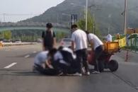 [주간 핫 영상] 도로에 쓰러진 할아버지 심폐소생술 한…