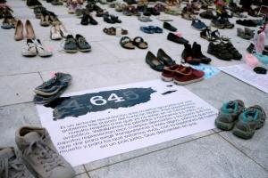 400켤레 신발의 항의