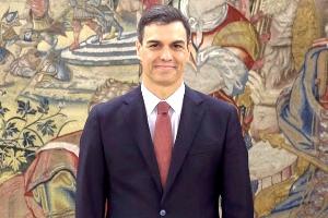 스페인 '親EU' 새 총리… 총선 없이 첫 취임