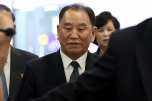 北김영철, 북미정상회담 조율 마치고 베이징 거쳐 평양행