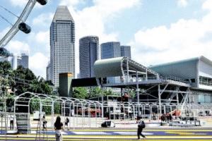 F1 피트 빌딩에 미디어센터 준비… 세계 취재진 3000여명 몰릴 듯
