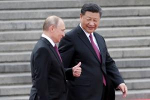 시진핑·푸틴 '한반도 비핵화' 논의
