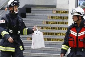 신칸센 열차 안에서 묻지마 살인극, 1명 사망 2명 부상
