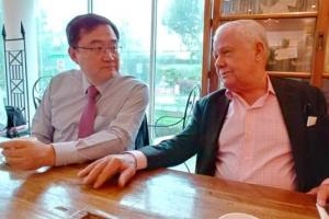 """짐 로저스 """"북미회담은 한국증시 재도약 계기"""""""