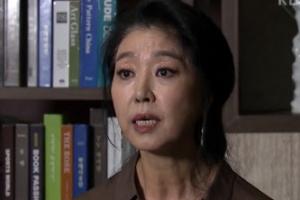 """김부선 """"거짓이면 천벌 받을 것…내가 살아있는 증인"""""""