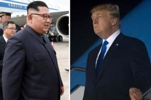 """""""트럼프-김정은, 2시간 단독회담으로 시작"""""""