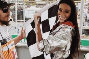 슈퍼모델이 두 바퀴 남기고 체크기 휘저어 캐나다 GP 종료