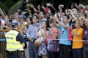 '아시아의 제네바' 싱가포르, 주가 상승·특수 즐거운 비명