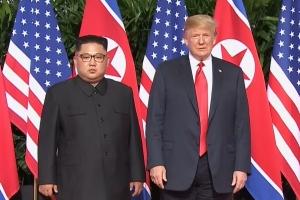 """北 김정은 친서에도 美 의원들 """"싱가포르 약속 의지 안보여"""" 불만"""