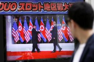 중국·일본 언론, 북미정상회담 실시간 생중계