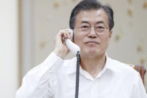 문대통령, 내일 폼페이오·고노 접견…'포스트 북미회담' 논의
