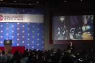 [영상] 트럼프가 김정은에게 보여준 동영상 보니