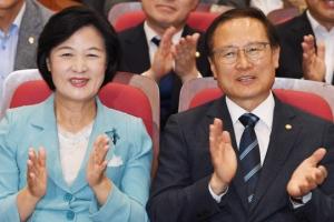 시도지사·재보선 모두 민주 '압승' 한국 '참패'(출구조사)