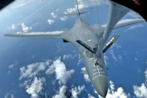 훈련 비용 年1000억원… 한·미가 4대6 분담, 괌서 '폭격기 B1B' 한번 출격에 20억~…
