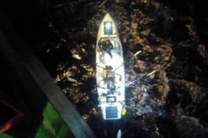 망망대해서 난파 직전 보트 구한 현대상선 방콕호