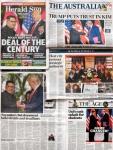호주 언론 북·미 정상회담…