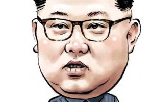 [한반도 평화 여정 첫 관문 넘은 남북미 정상] 김정은, 정상국가 지도자 부각