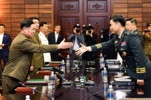 10년 6개월 만에 남북 장성급 회담