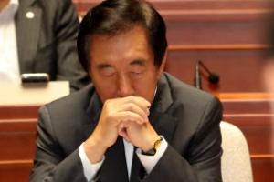 """김성태 """"국민이 한국당 탄핵…해체하고 다시 시작해야"""""""