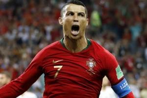 [월드컵] 호날두, 메시보다 1㎞ 이상 뛰었다…희비 갈린 1라운드