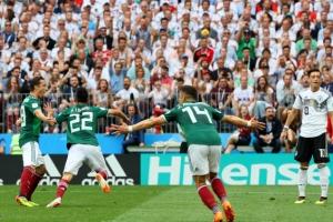 독일 vs 멕시코 하이라이트... '디펜딩 챔피언'을 침몰시킨 '북중미 강호'