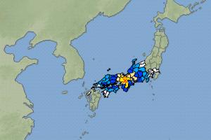 일본 오사카 규모 5.9 지진... 한국 피해는 없을 듯