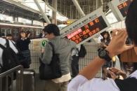 SNS에 올라온 규모 5.9 오사카 지진 피해 상황