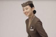 배우 이수민, 아시아나항공 광고 촬영 현장 공개
