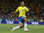 러시아 월드컵, 브라질 첫…