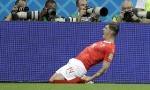 러시아 월드컵, 동점골에…