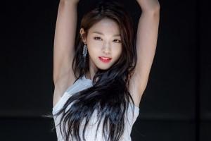 설현, '빙글뱅글' 막방 인증 사진 '미모 폭발'