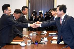 '원 팀' 위한 남북 체육회담