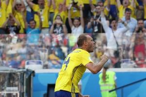 [월드컵] 한국, 뼈아픈 PK골 허용…첫판서 스웨덴에 0-1 패배