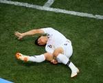 [월드컵] 부상에 쓰러진 박…