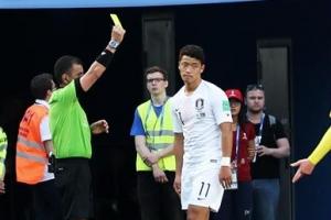 [월드컵] 황희찬·김신욱, 경고 받으면 독일전 못 뛴다