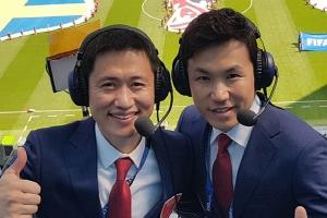 한국-스웨덴전 시청률 40.9%…1위는 이영표 중계 KBS