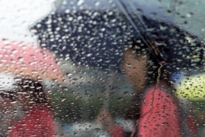 돌아온 장마철…날씨 궂지만 미세먼지는 씻긴다