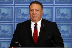 """폼페이오 """"트럼프, 北비핵화 대가로 '정전협정 바꾸겠다' 약속"""""""