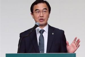 """조명균 """"NLL 평화수역화 논의 남북국방장관회담 곧 개최 전망"""""""