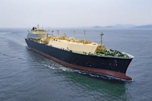 완전 재액화 LNG 운반선 대우조선해양 세계 첫 건조