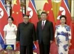 김정은-시진핑 세번째 회동…