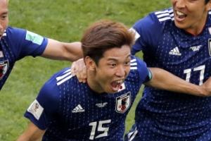 일본, 콜롬비아에 4년 만에 설욕…아시아, 남미에 첫 승