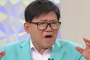 """'장애인 비하' 논란 개그맨 엄용수, """"시청자분께 사과와 사죄"""""""
