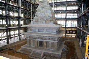 [포토] 20년간의 수리 마친 '익산 미륵사지 석탑'